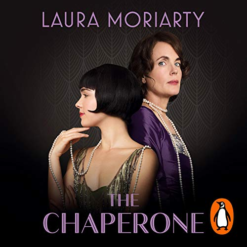The Chaperone  By  cover art