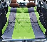 AIOFOGXC SUV Cama de Viaje Multifuncional Inflable automático de SUV con alas para Camping Picnic Sleeping Pad Coche...
