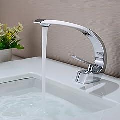 Wasserhahn Chrom Bad