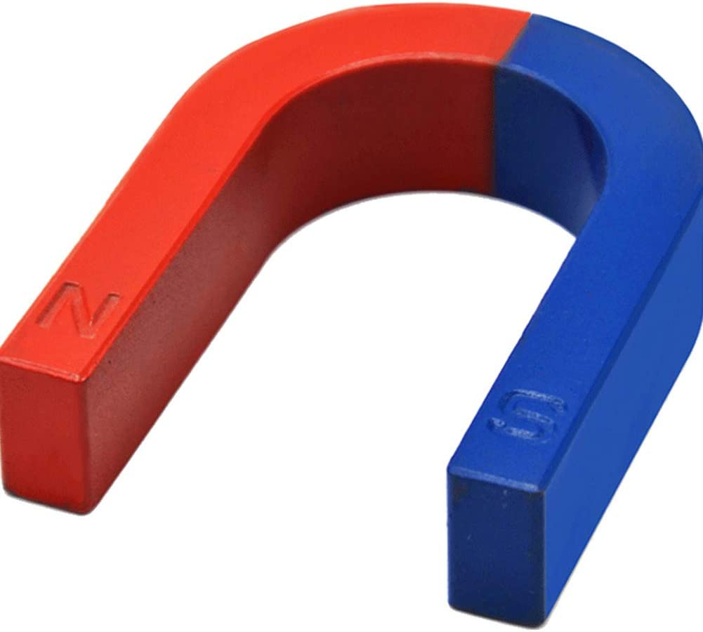 ekqw015l U Shaped Magnet Physics Experiment Pole Teaching Red Blue ...