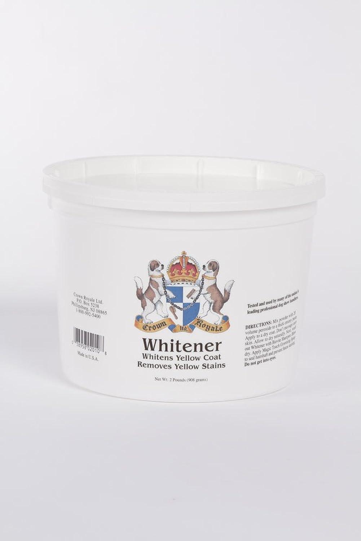 Crown Royale 0002010 Pet Whitener, 2 lb