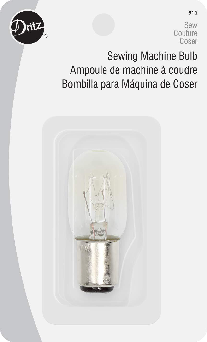 Sewing Machine Light Bulb-Push-In Base: Amazon.es: Hogar