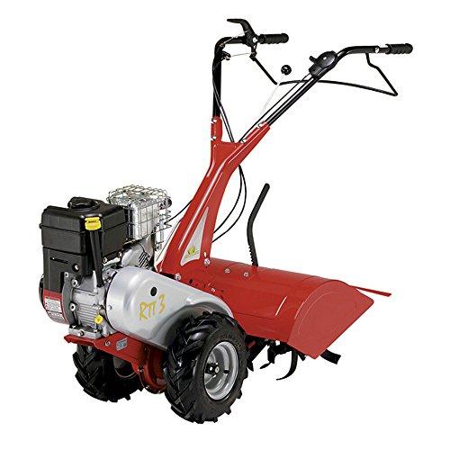 LAZER RTT3-Motozappa A Benzina, BéS INTEK OHV-205Cc, Larghezza: 60 Cm, 3 Velocità