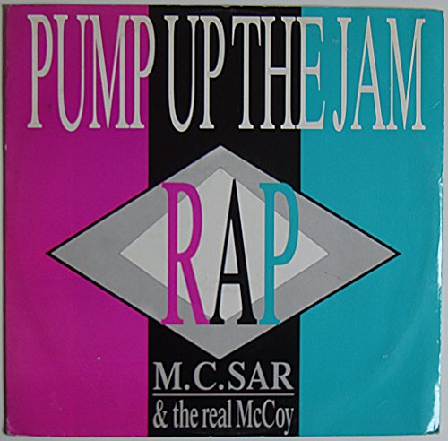Pump up the jam (rap) [Vinyl Single]