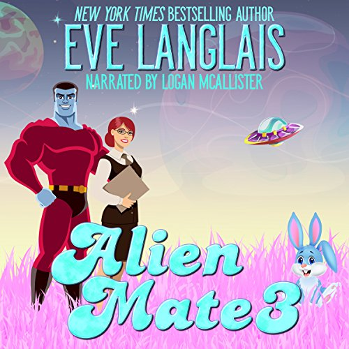 Alien Mate 3 audiobook cover art