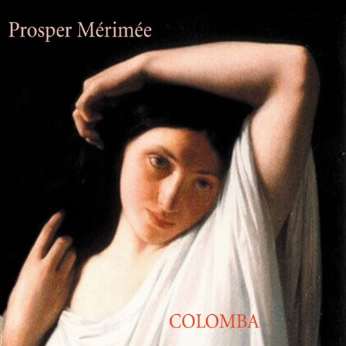 Colomba  audiobook cover art
