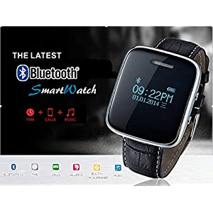 Smart Watch Built in Camera & MP3 Player + Pedometer – Great Gift Idea