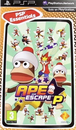 APE ESCAPE ESN