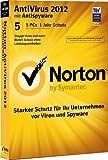 Norton AntiVirus 2012 - 5 PCs -