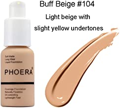 Aquapurity Phoera® Full Coverage Foundation Soft Matte Oil