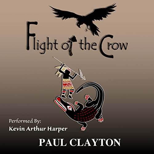 Flight of the Crow audiobook cover art