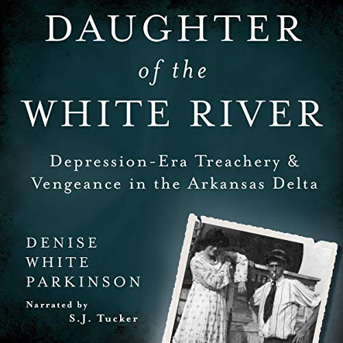 Daughter of the White River audiobook cover art