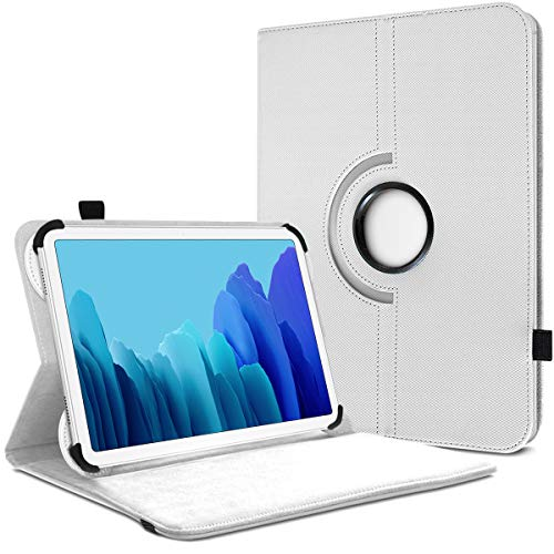 KARYLAX - Funda protectora para tablet Lenovo TaB2 A10-30, color blanco
