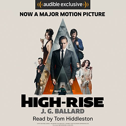 High-Rise audiobook cover art