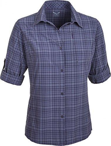 Salewa Fianit Dry 2.0 W's L/S T-Shirt talut Framboise et 34