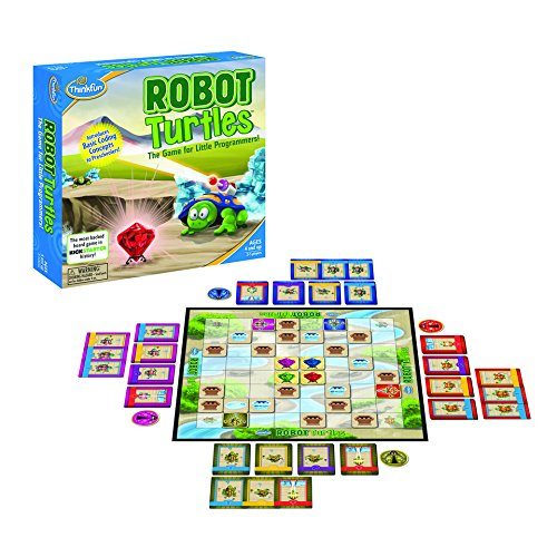 ThinkFun Robot Turtles Brettspiel