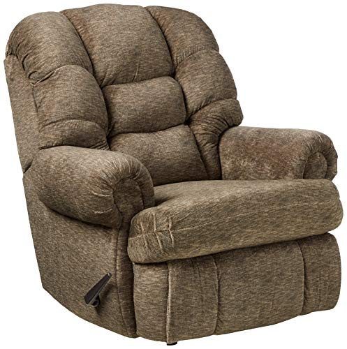 Lane Home Furnishings 4501-19 Gladiator Cafe Rocker Recliner, Cafe,Medium
