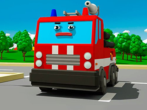 Funny Fire Truck