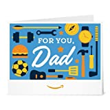 For You Dad - Printable Amazon.co.uk Gift Voucher