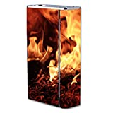 Decal Sticker Skin WRAP Flaming Embers Decal Sticker NOT an Actual Vape for Smok X Cube II 160W TC
