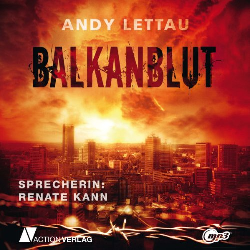 Balkanblut Titelbild
