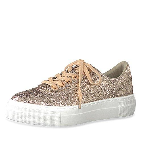 TAMARIS FACAPI Sneakers dames Roze Lage sneakers