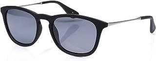 Hawk Unisex-Yetişkin Güneş Gözlükleri HW 1336 Y 04, Siyah, 52