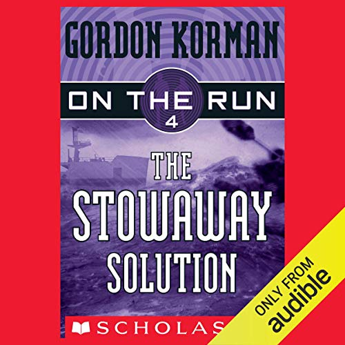 The Stowaway Solution audiobook cover art