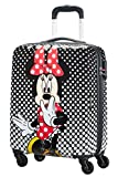 American Tourister Disney Legends - Spinner S - Kindergepäck, 55 cm, 36 L, mehrfarbig (Minnie Mouse Polka Dot)