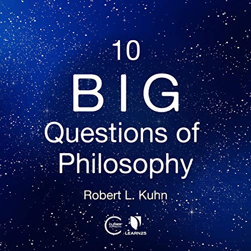 10 Big Questions of Philosophy cover art