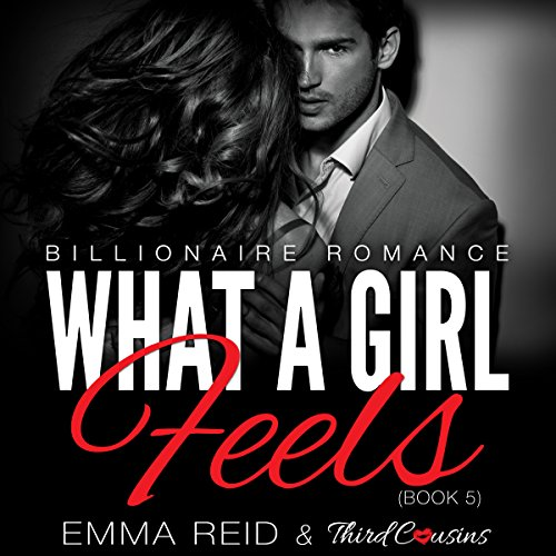 What a Girl Feels audiobook cover art