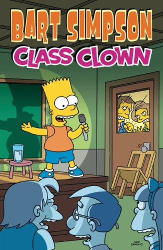 Bart Simpson Class Clown (Simpsons)