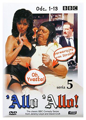 'Allo 'Allo! Season 5 Episods 1-13 [Region Free] (IMPORT) (No hay version espanola)