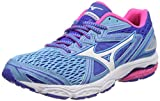 Mizuno Wave Prodigy Wos, Zapatillas de Running Mujer, Multicolor (Aquarius/White/pinkglo 02), 36.5 EU