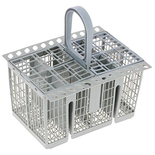 First4Spares - Cestello portaposate di alta qualità per lavastoviglie Hotpoint, versione ridisegnata