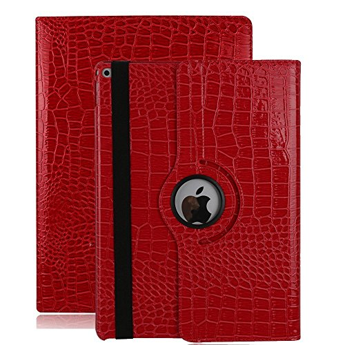 iPad Mini 2 Funda, Avril Tian 360 grados giratoria Folio Stand Slim Protector de pantalla Funda Smart Case Cover para Apple iPad Mini/iPad Mini 2/iPad Mini 3 7.9 Inch Tablet