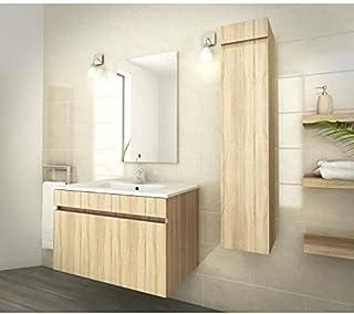 Amazon Fr Meuble Salle De Bain Simple Vasque