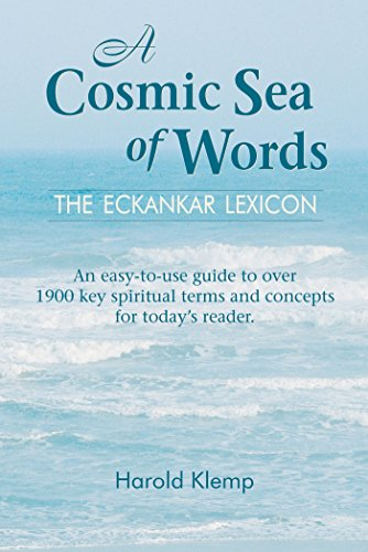 A Cosmic Sea of Words: The ECKANKAR Lexicon (English Edition)