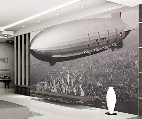 Wallpaper Murals 3D Retro New York Black White Wall Mural Wallpaper for Living Room and Bedroom Decoration