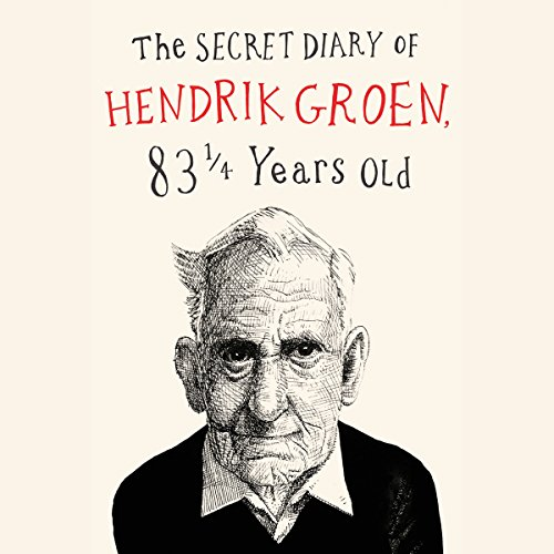 The Secret Diary of Hendrik Groen audiobook cover art