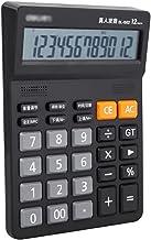 $31 » Calculator Large Calculators Dual Power Basic Standard Function Desktop Business Multifunctional Calculator with 12 Digit ...