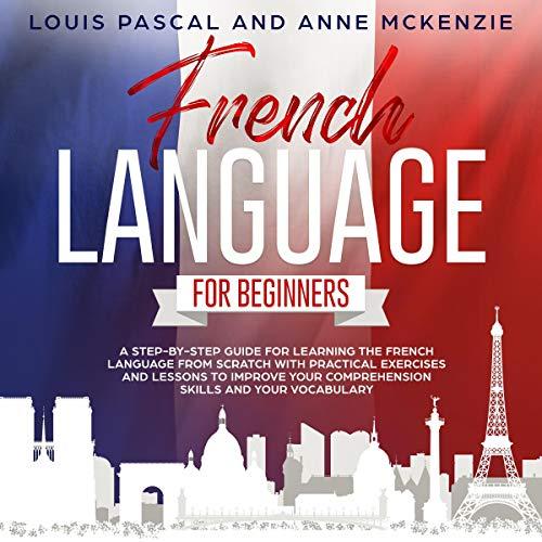 Page de couverture de French Language for Beginners
