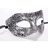 Máscara veneciana para disfraz de Halloween, máscara de carnaval, accesorios para bailes, fiestas y vacaciones