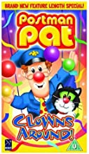 Postman Pat: Clowns Around! (Postman Pat Clowns Around / Postman Pat and the Runaway Kite / Postman Pat and a Job Well Done) [Region 2]