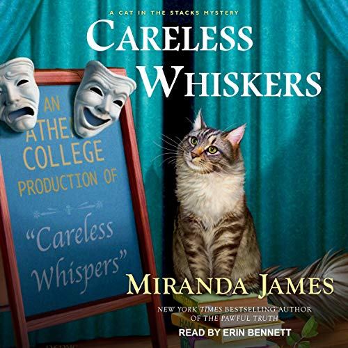 Careless Whiskers audiobook cover art
