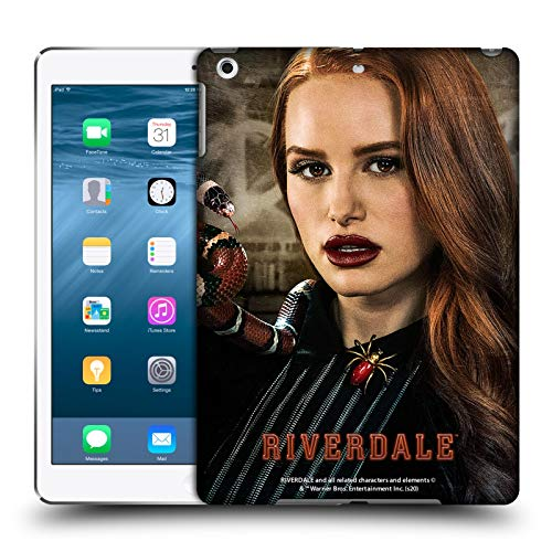 Head Case Designs Officially Licensed Riverdale Cherry Blossom 1 Graphics 2 Hard Back Case Compatible with Apple iPad Air (2013)