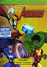 The Avengers: Volume One - Heroes Assemble!