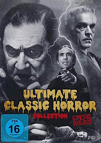 Ultimate Classic Horror Collection [2 DVDs]
