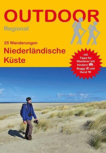 Niederländische Küste (25 Wanderungen) (Outdoor Regional)