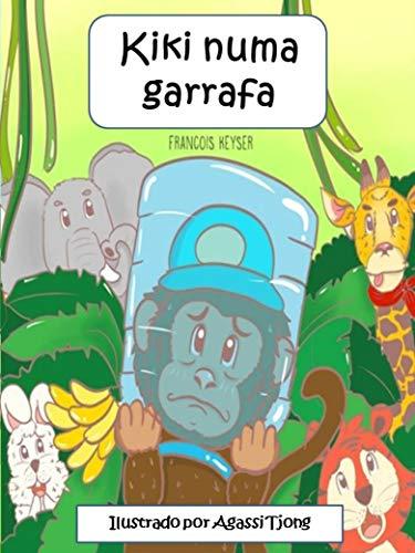 Kiki numa garrafa (Portuguese Edition)
